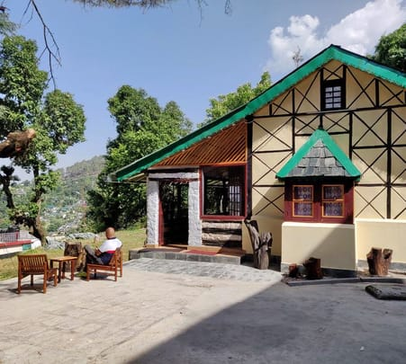 Stay in Dharamshala Flat 13% off