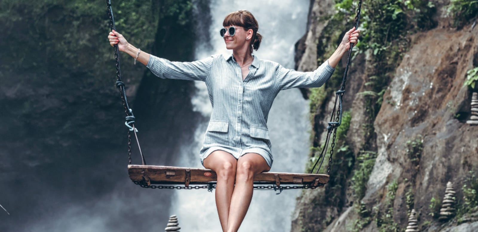 Bali Waterfall Tour With Bali Swing Flat 15 Off