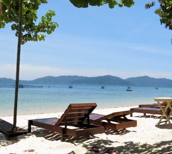 Snorkeling/scuba Diving Expedition at Mari Mari Sepanggar Island in Malaysia
