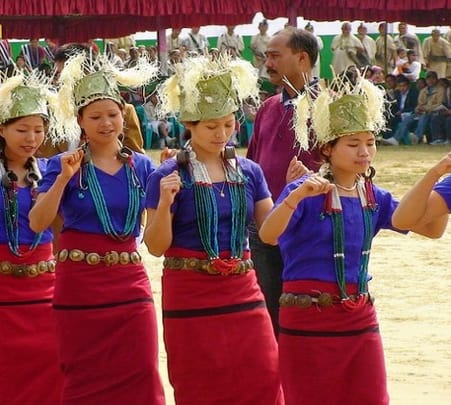 Festivals of Arunachal Pradesh and Assam