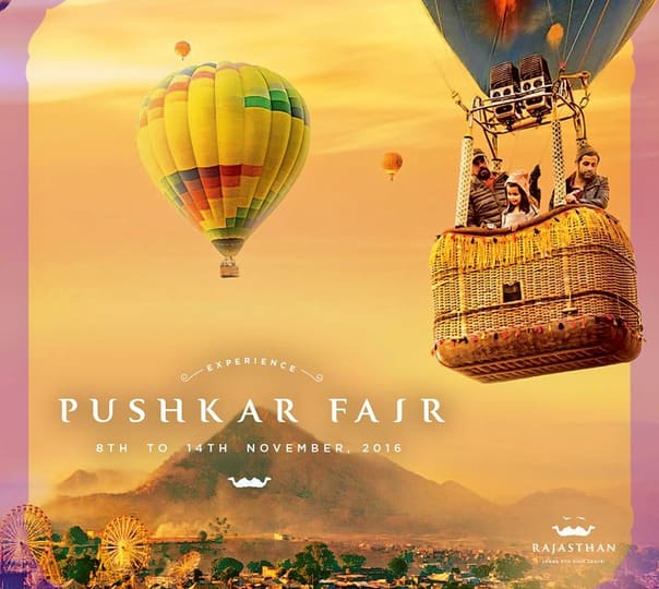 Pushkar Camel Fair Adventure Festival 2018