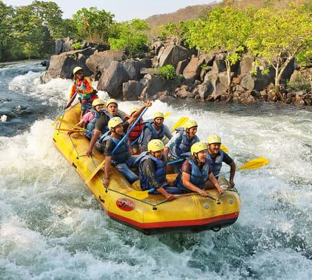 Water Activities in Dandeli Flat 18% off