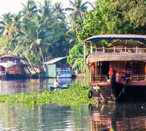 Kerala, The Visitor's Paradise