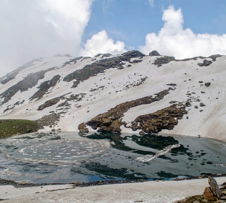 Bhrigu Lake Trek 2019, Manali