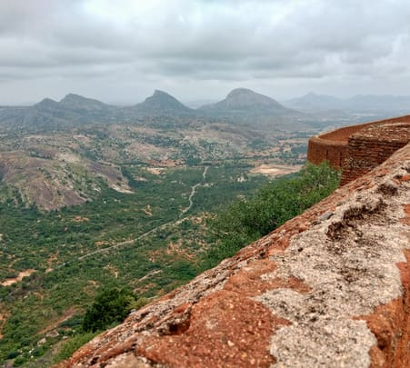 Day Trek to Channarayana Durga, near Bangalore