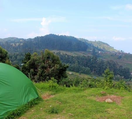 Camp Stay with Mannavaram Lake Walk in Kodaikanal