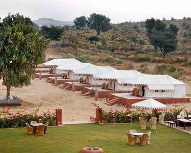 Camping in Jodhpur With Activites Flat 21% Off
