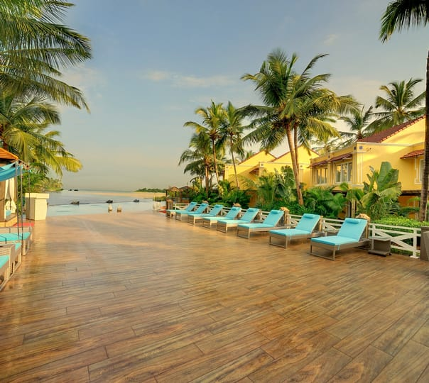 Luxury Stay at Mayfair Resorts, Goa