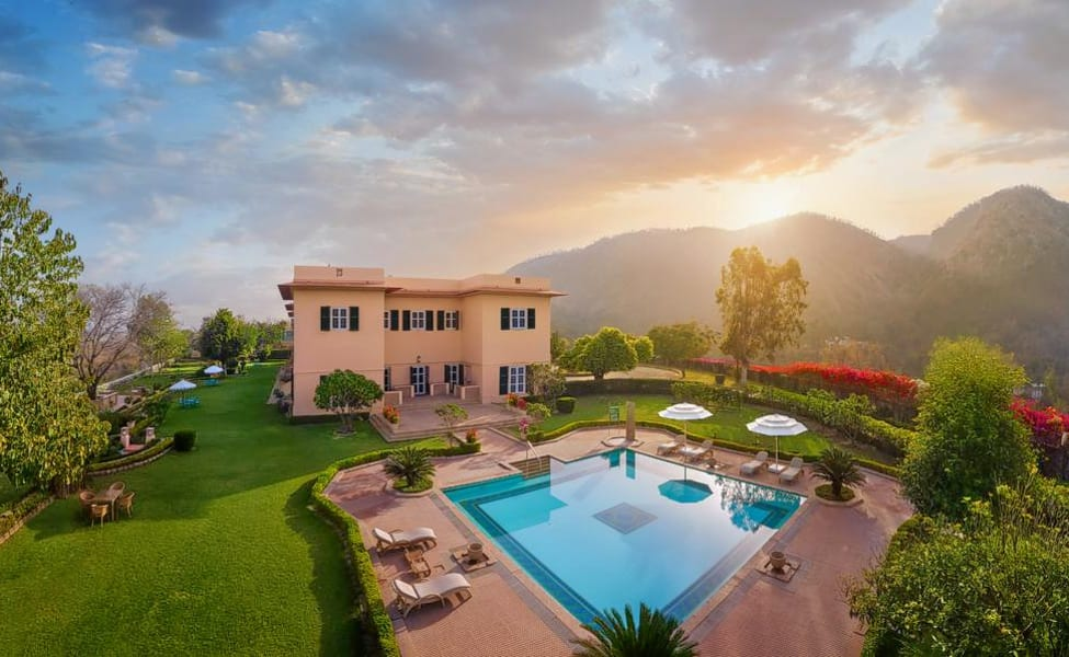 Ramgarh-Lodge-Palace-Hotel-In- Rajasthan