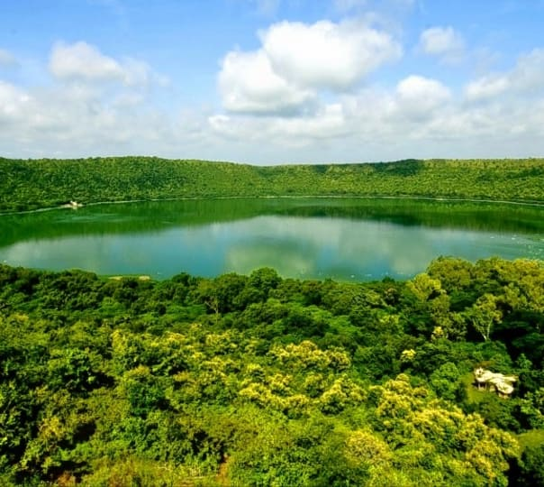 Lonar Crater Outing and Star Gazing