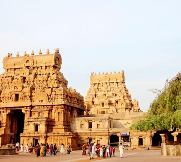Pilgrimage Tour, Thanjavur