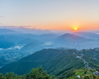 Sarangkot Sunrise View Tour Flat 20% off