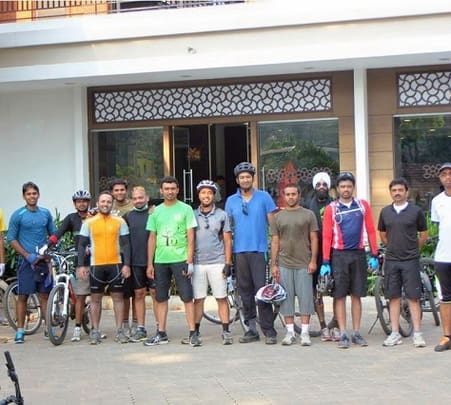 Cycling Tour In Bisle Ghat, Sakleshpur