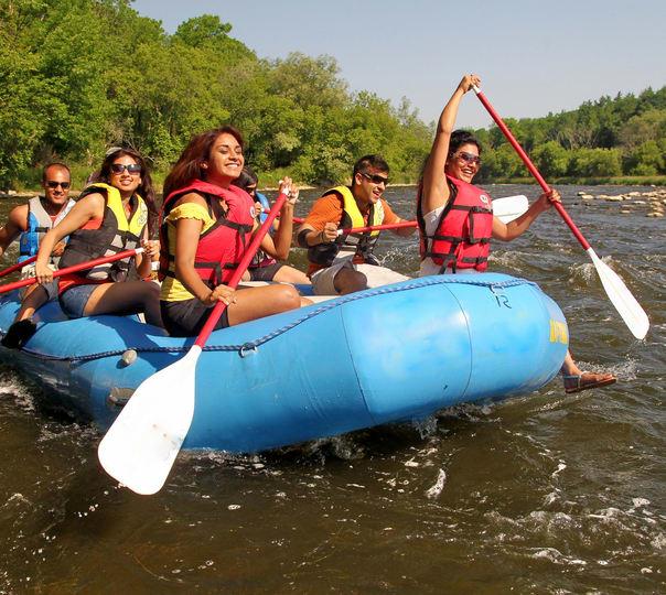 Water Adventure Activities and Rafting in Kolad