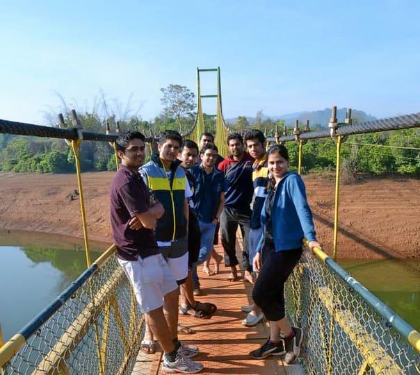 Kodachadri Trek with Kayaking