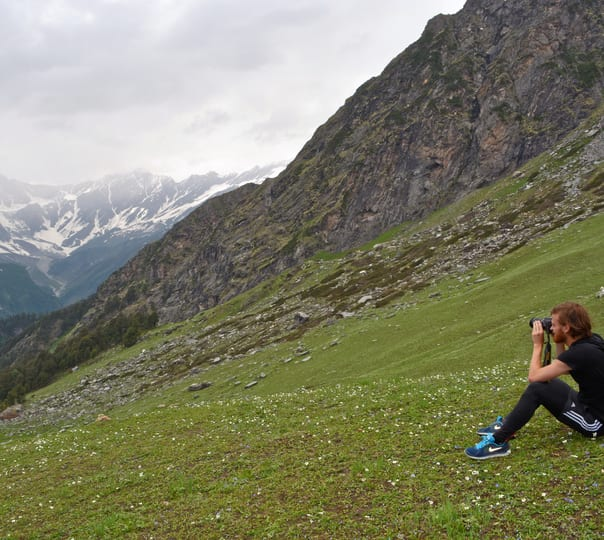 Day Trek in Patalsu Peak