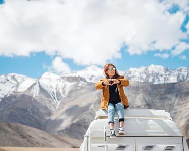 Manali Leh Manali Sightseeing Tour with Hanle & Tsomoriri
