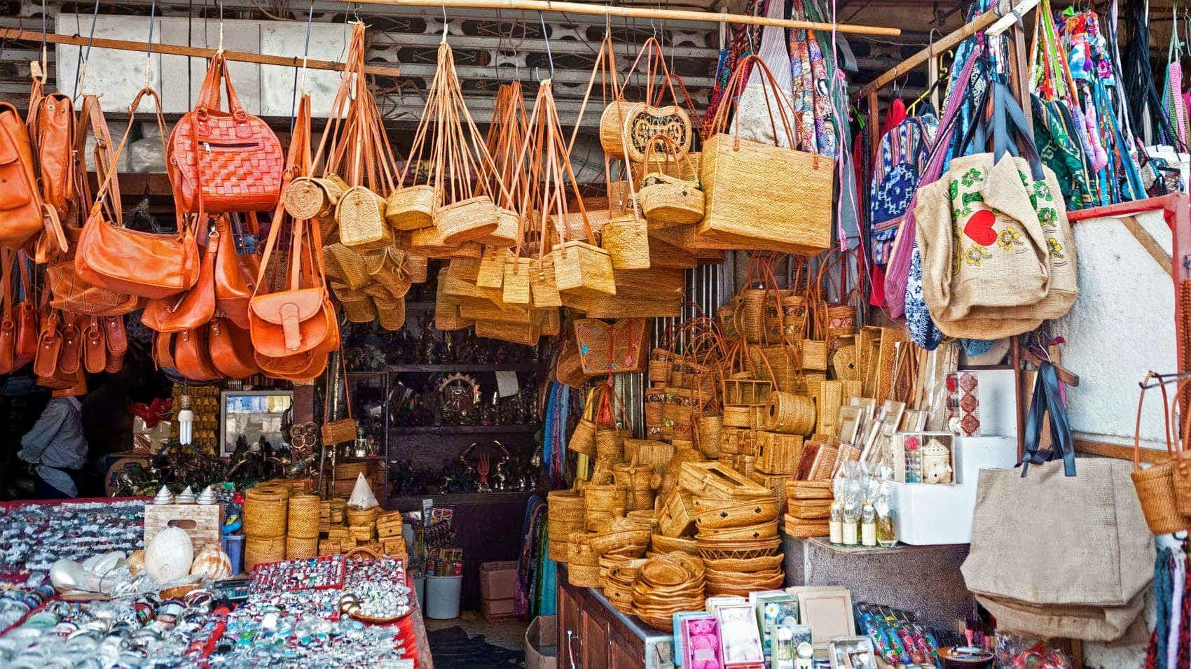 Explore Ubud Art Market