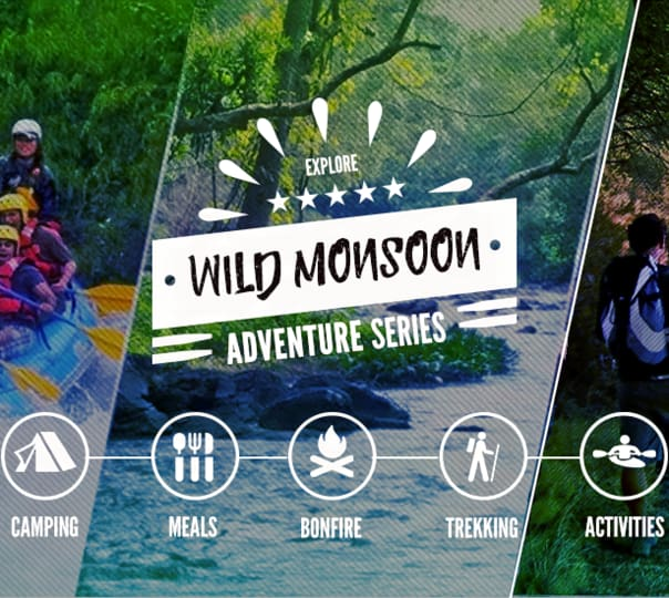 Wild Monsoon Adventure Series, Coorg