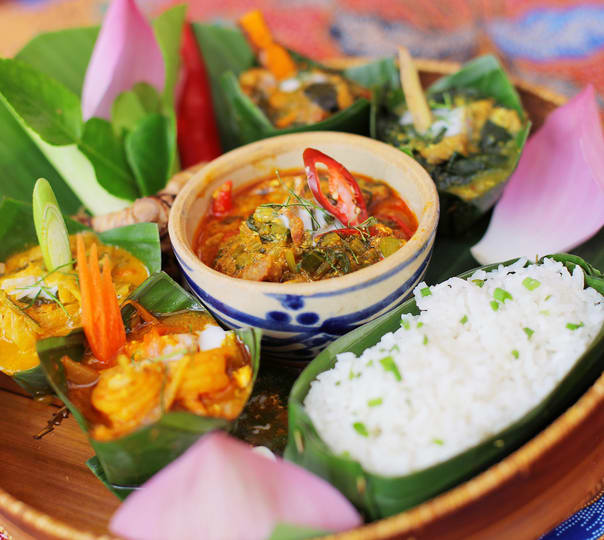 Khmer Cooking Classes in Phnom Pehm