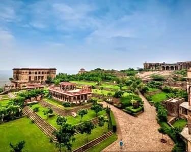 Stay in a Palace, Alwar, Rajasthan Flat 27% Off