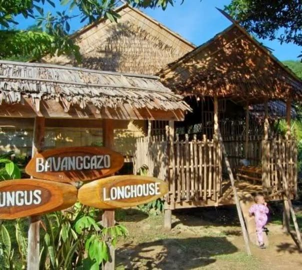 Rungus Longhouse and Tip of Borneo Sightseeing Trip in Malaysia