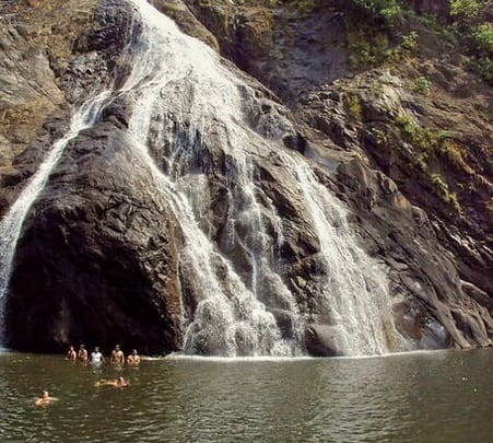 Day Trip to Dudhsagar Falls in Goa