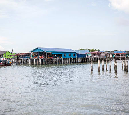 Crab Island Tour in Pulau Ketam