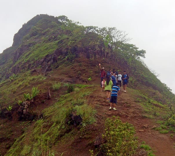 Offbeat Trek to Karnala in Karjat