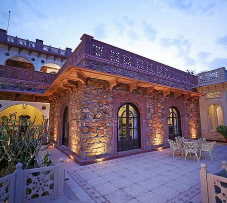 Luxurious Stay at Khas Bagh in Jaipur Flat 31% off