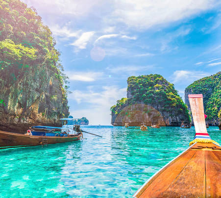 5 Days Thailand Tour Package with Airfare Flat 26% off