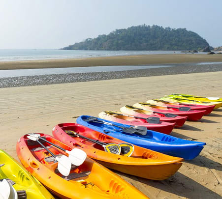 Water Sports Activities in Gokarna Flat 20% off