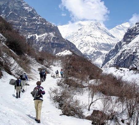 9 Days Druk Path Trek in Bhutan