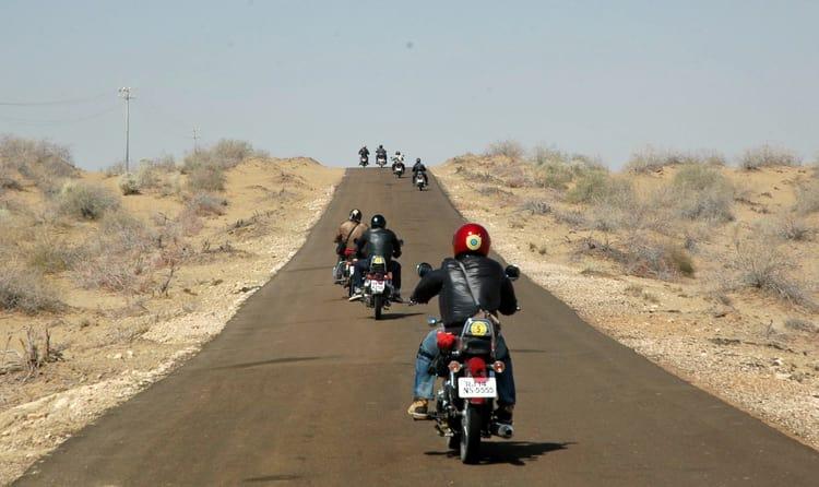 Jaipur-Udaipur-Mount Abu-Pushkar Motorcycle Expedition