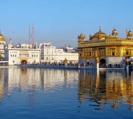 Delhi - Amritsar Tour with Guide- Flat 28% off