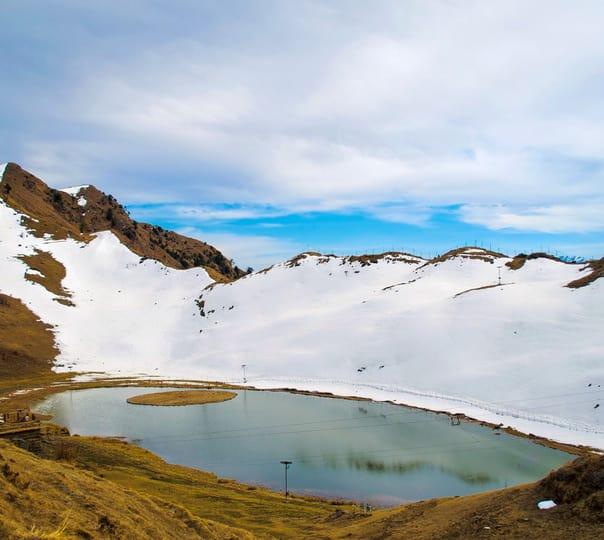 Prashar Lake Trek, Himachal Pradesh 2018