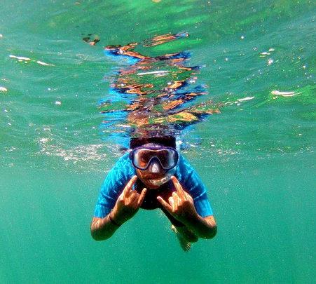 Snorkelling trip from Majorda beach