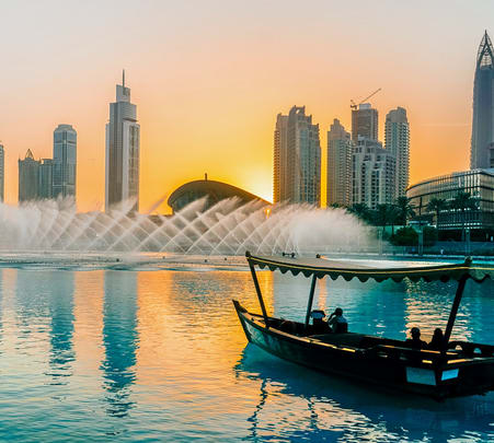 Dubai Package 4 Nights 5 Days