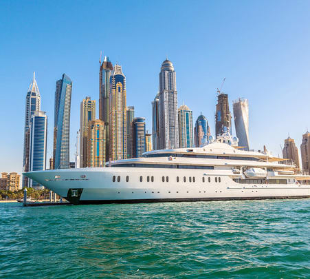 Dubai Luxury Yacht Shared Tour: Experience the Grandeur! Flat 10% off