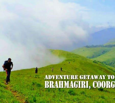 Brahmagiri Hills Trek, Coorg