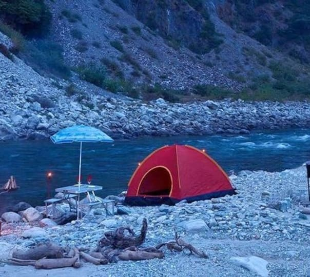 Adventure Stay at the Solluna Resort, Jim Corbett