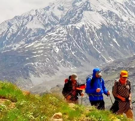 Kanamo Peak Trek 2019, Himachal Pradesh