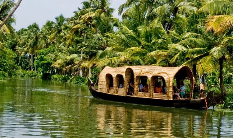 Image result for Alleppy and The Kerala Backwaters