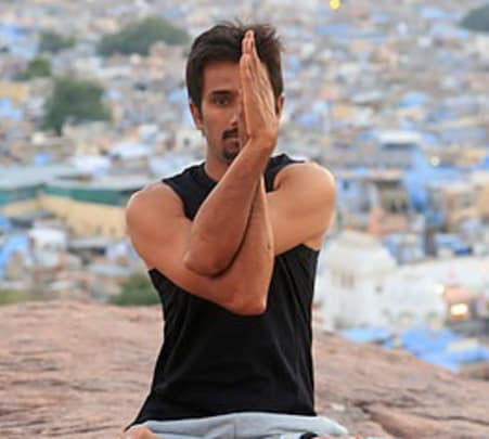 Yoga Trekking in the Outskirts of Jodhpur