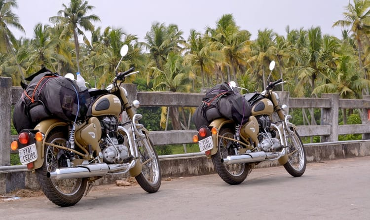 East Cost Road Motorcycle Tour: Chennai to Pondicherry
