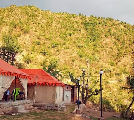 Jungle Camping in Dharamshala Flat 15% off