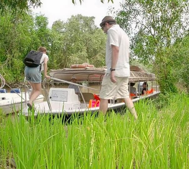 Mekong Delta Speed Boat Tour