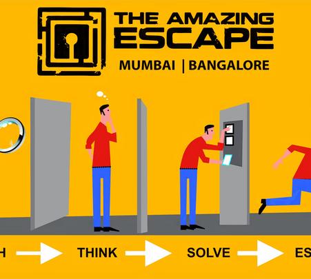 Amazing Escape Game Room in Mumbai