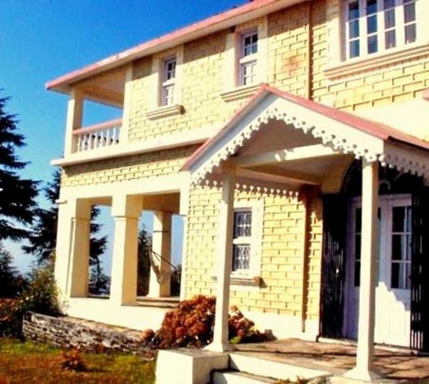 Stay at Tree of Life Resort in Binsar