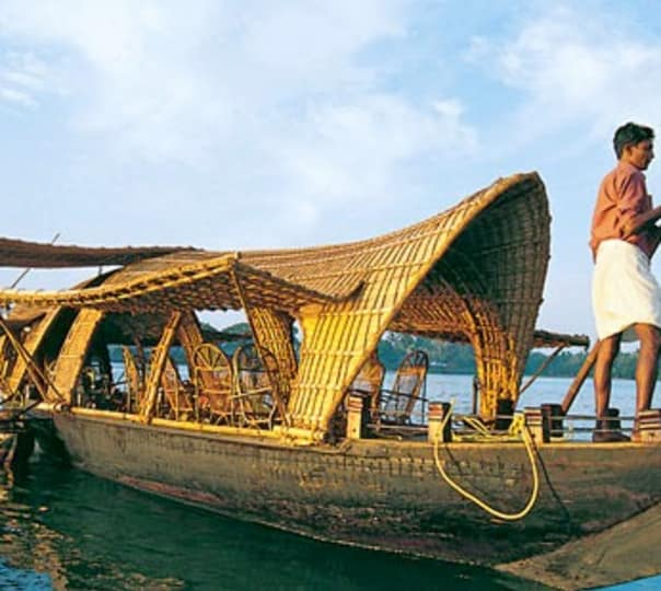 Waters of Kerala Tour